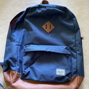 Herschel heritage backpack (Navy)